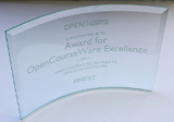 Premio Landmark Site 2010. Awards For OCW Excellence OCWCONSORTIUM